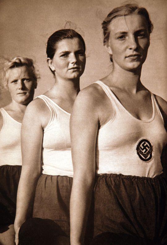 BDM League German Maidens worldwartwo.filminspector.com