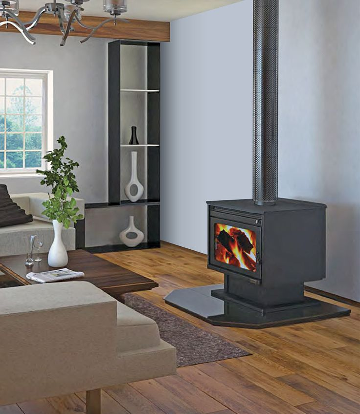 The Kemlan XL freestanding is sure to impress with its powerful performance pedigree. The large viewing area and robust construction ensures your Kemlan XL will keep you warm and cosy for many years to come.