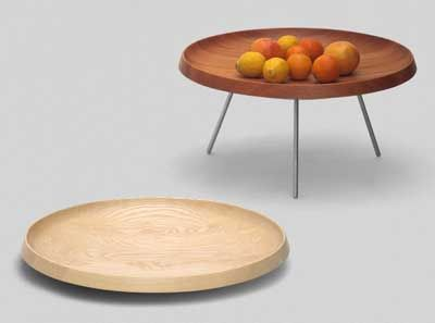 PP 586 Fruit Bowl. Designed by Hans Wegner in 1956 for Johannes Hansen, it is now produced by PP Møbler in Denmark. A 50's classic.