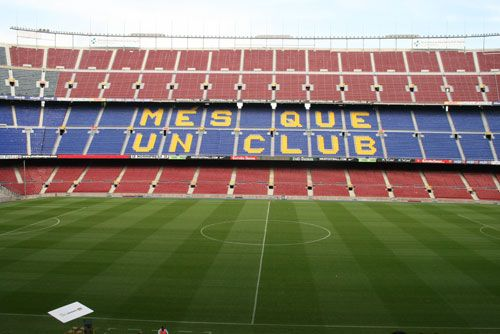 FC Barcelona Camp Nou Experience : stadium and museum tour