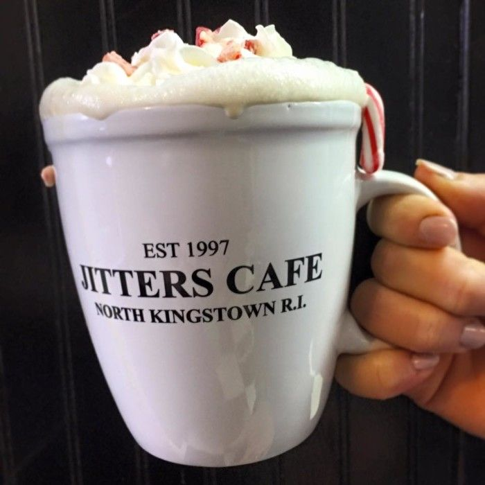 Unique coffee shops in Rhode Island