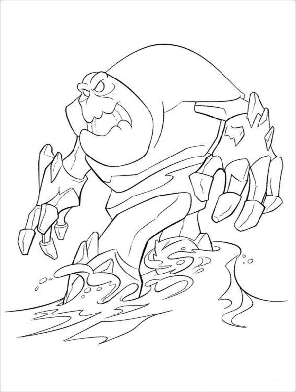 free frozen coloring pages disney picture 19 550x727 picture - Abbi Jacobson Coloring Book