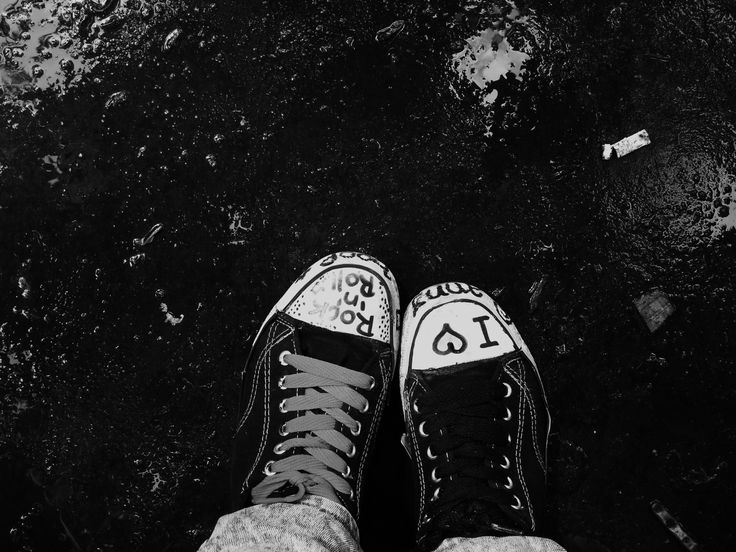 my old shoes #ANNsPhoto
