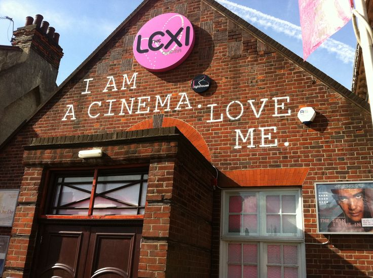 The Lexi Cinema, Kensal, London.