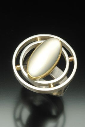 Secret Life of Jewelry - A Universe of Handcrafted Art to Wear: Yumi Ueno Jewelry