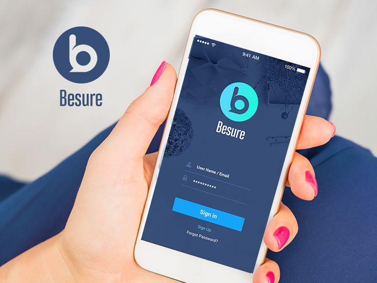 Application design for new startup