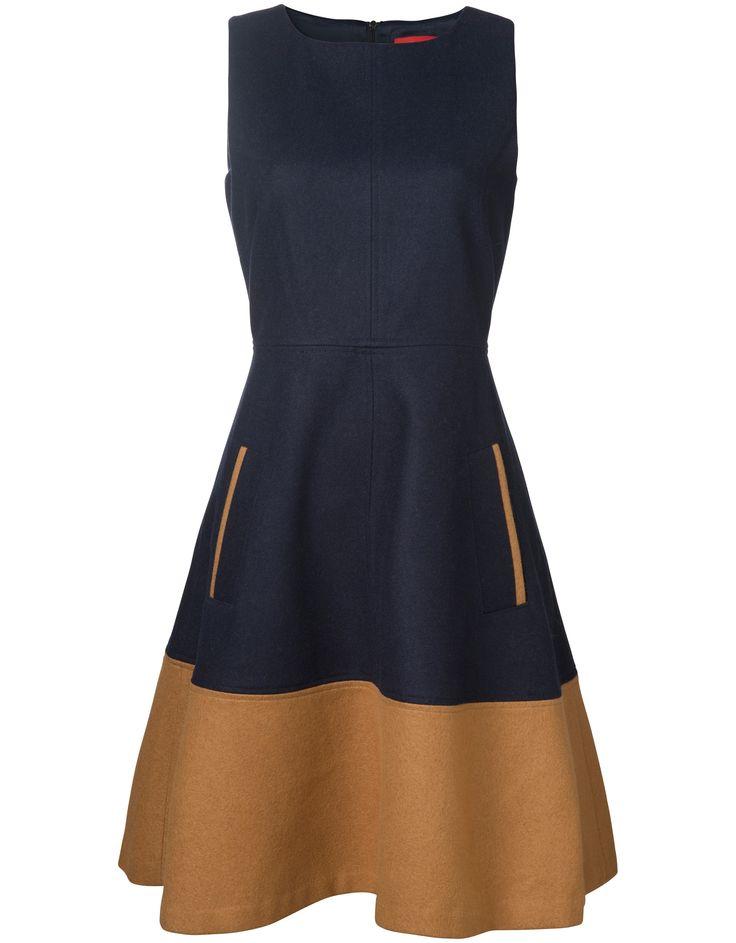 OILILY Women's Wear - Fall Winter 2014 - Dress Darbos