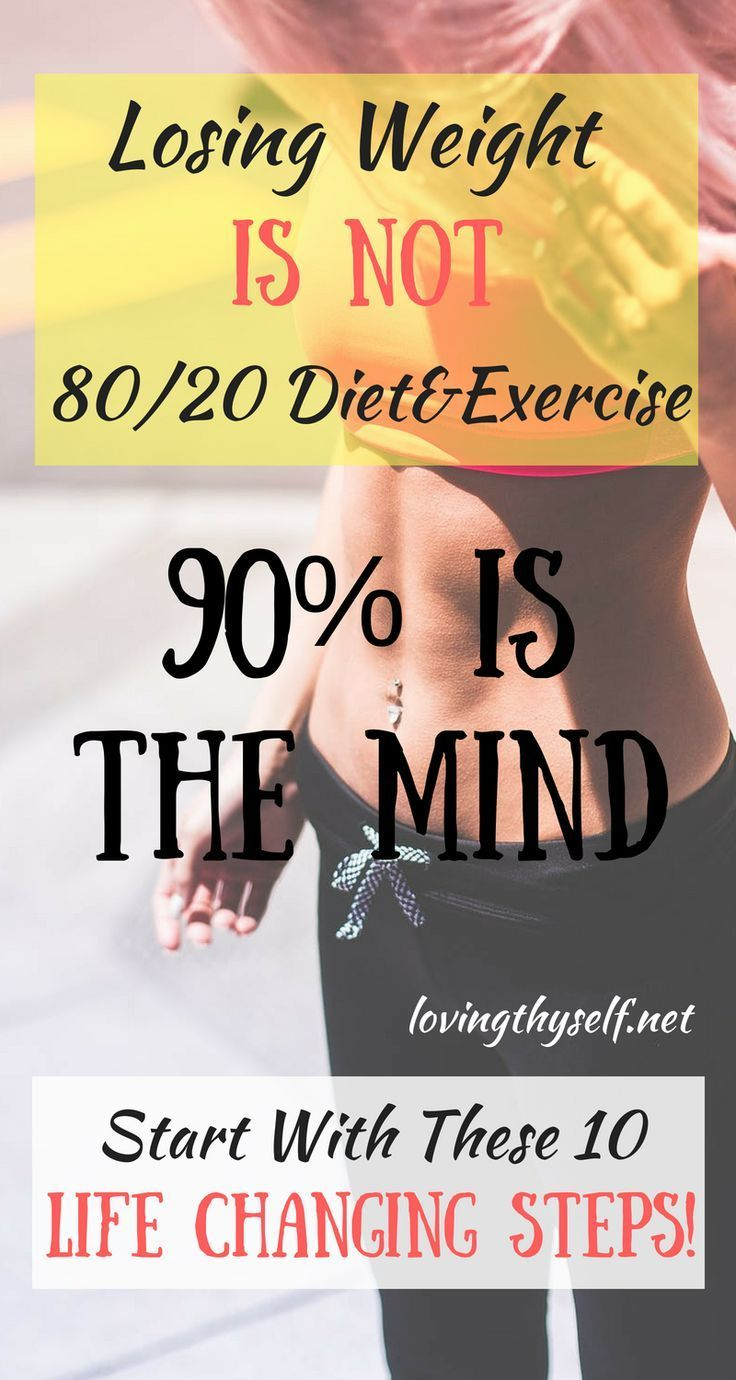 how diet to exercise ratio