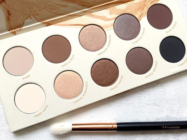 I've always been a real sucker for a good eyeshadow palette. I tend to stick to quite neutral shades for my eyes and go for browns, taupes a...