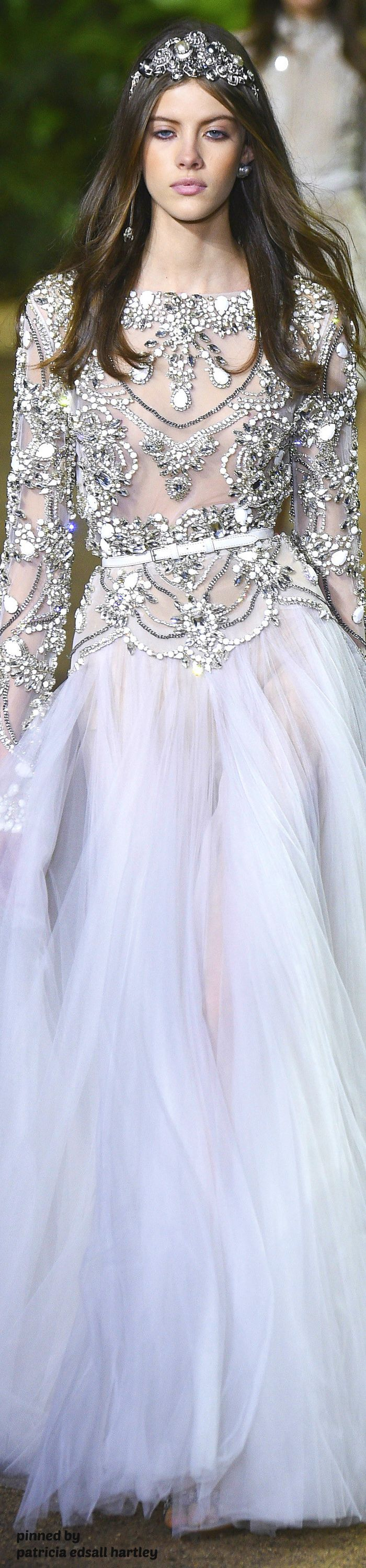 Elie Saab Spring 2016 Couture Fashion Show