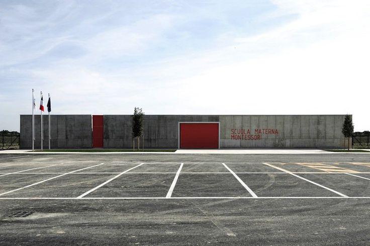 Scuola elementare Montessori | San Felice sul Panaro | MIDE Architetti | Claudia Nalesso