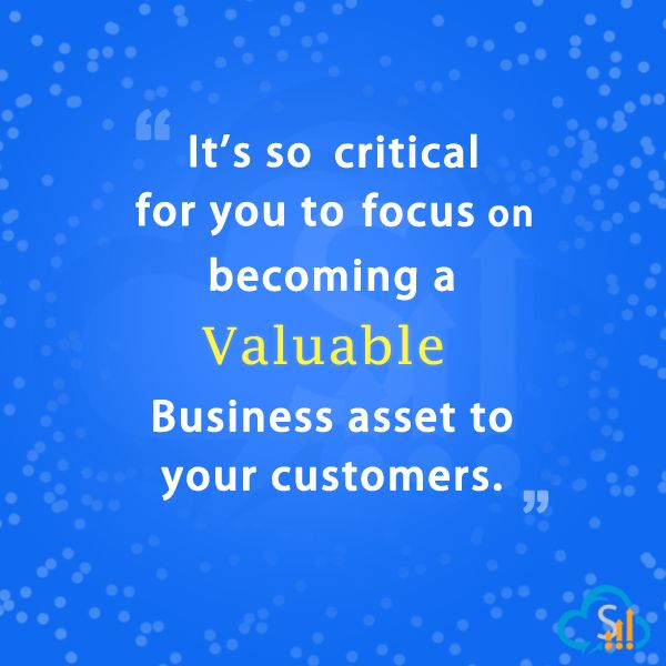 """""""More Good Relations with your Customers, More Chances to Get repeat Business""""  - SalesBabu CRM"""