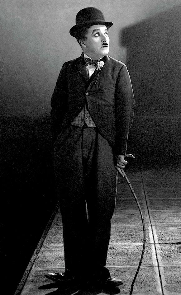 Charlie Chaplin ~ City Lights, 1931