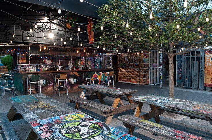 Wood Tavern, Wynwood; Ladies drink Free on Wednesday's 8-midnight