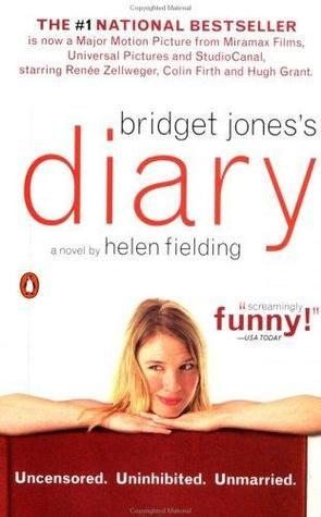 """Bridget Jones's Diary by Helen Fielding Awesome awesome """"chick lit""""!  I have read it many times when I needed a good laugh!"""