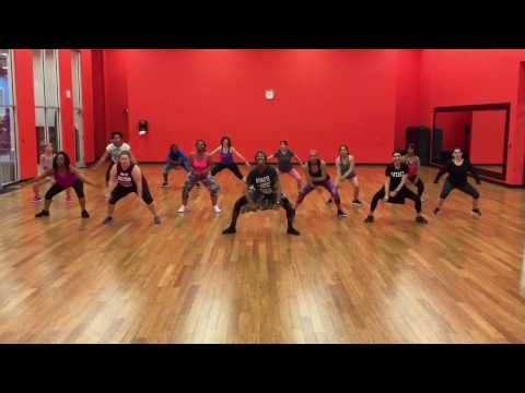 Zumba With MoJo: Bring the Beat ft. Tessanne Chin by Machel Montano - YouTube