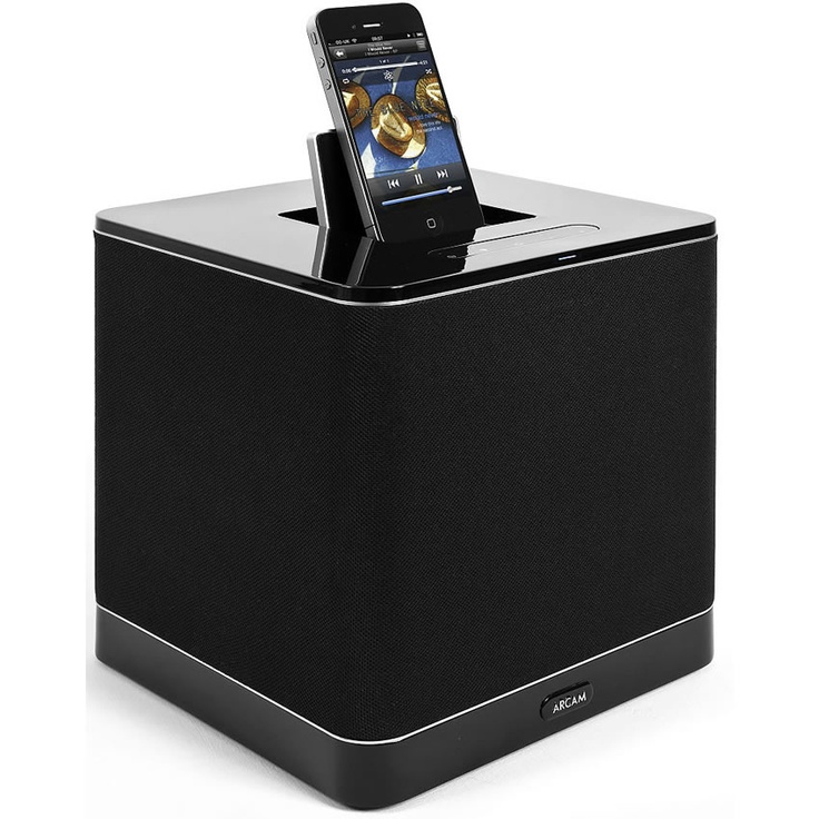 Arcam rCube Fidelity Sound and Vision Portable speaker