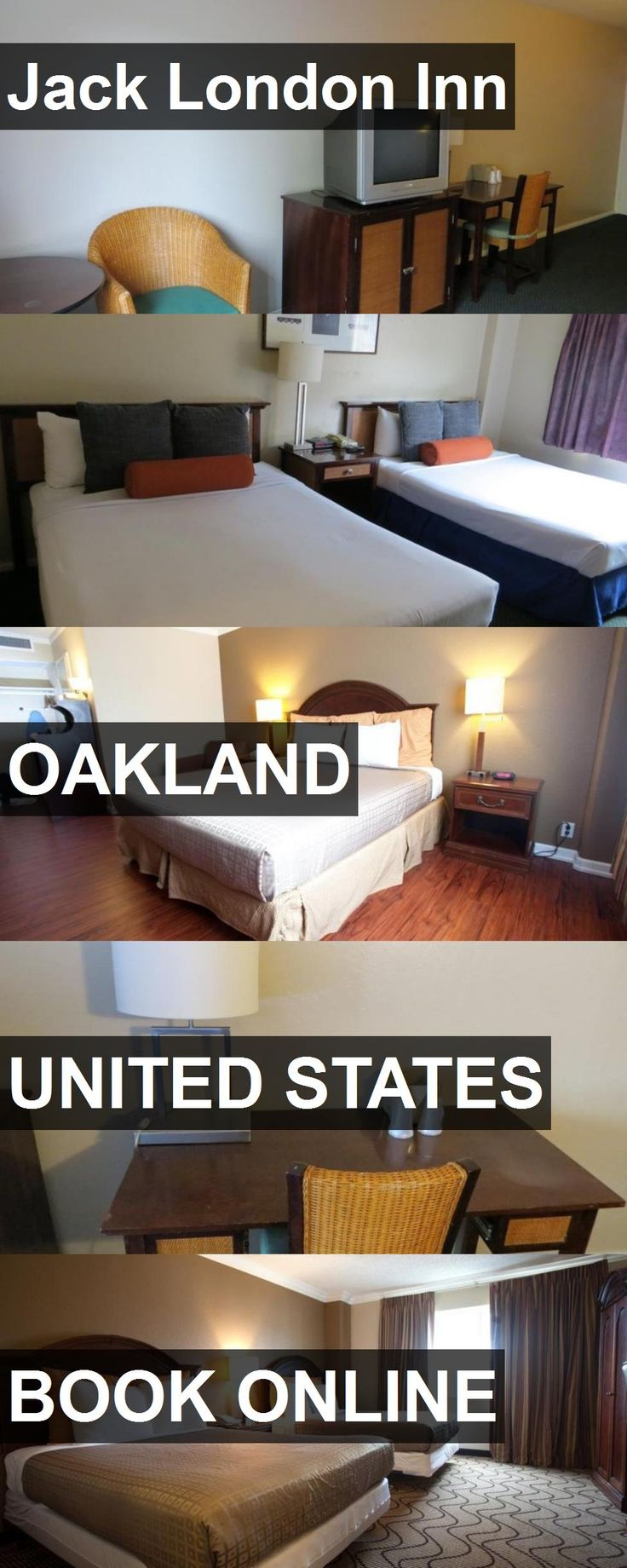 Hotel Jack London Inn in Oakland, United States. For more information, photos, reviews and best prices please follow the link. #UnitedStates #Oakland #JackLondonInn #hotel #travel #vacation