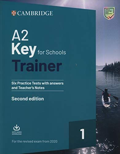 DOWNLOAD EBOOK PDF A2 Key for Schools Trainer 1 for the ...