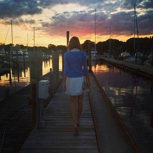 """Summer. Sundress. Sweater. Sunset."" - Taylor Swift"