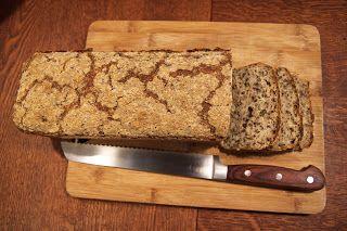 Ada w kuchni: Prosty, domowy chleb pszenno-żytni na zakwasie