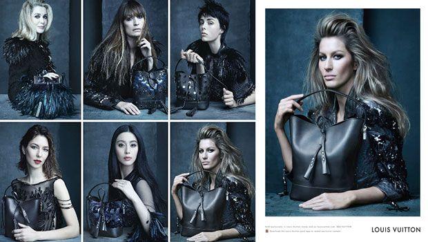 Louis Vuitton İlkbahar Yaz 2014 Reklam Kampanyası