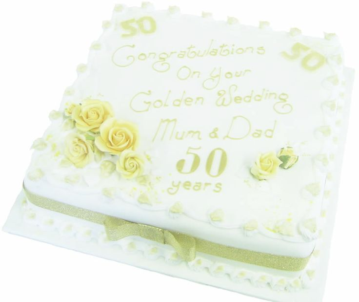 Sheet Cake Designs For Anniversary : 50th Anniversary Sheet Cake Designs Golden 50th ...