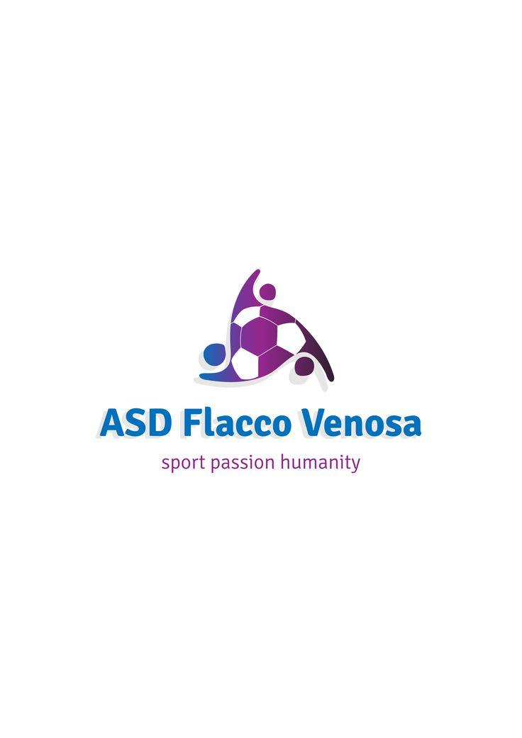 CLIENTE: ASD Flacco Venosa - NEW logo
