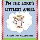 """""""I'M THE LORD'S LITTLEST ANGEL!"""" - GROUP GAME, SONG, AND CRAFT!  Your kids can be the Good News Angels in this fun group of activities, designed for classes that celebrate Christmas.  Angel Craft Template, game directions, and easy song notes are included.  Great for kids that like Rhythm and Rhyme in their Christmas fun!  This makes a wonderful addition to a Christmas program!  (6 pages)  Celebrate with Joyful Noises Express TpT!  $"""