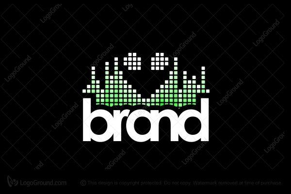 Logo for sale: Alien Music Logo
