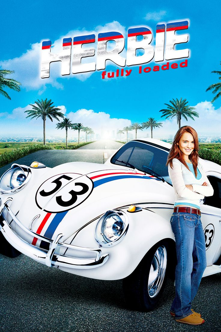 Herbie Fully Loaded Movie Poster http://ift.tt/2GBNKAg