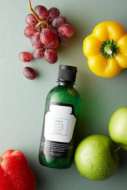 WelleCo Fruit & Veggie Wash