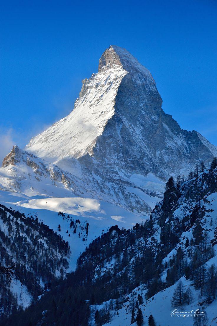 https://flic.kr/p/Ff45pC | Matterhorn-180106-005-Bernard-Grua | Matterhon (Cervin), Zermatt, Switzerland. 06/01/2018