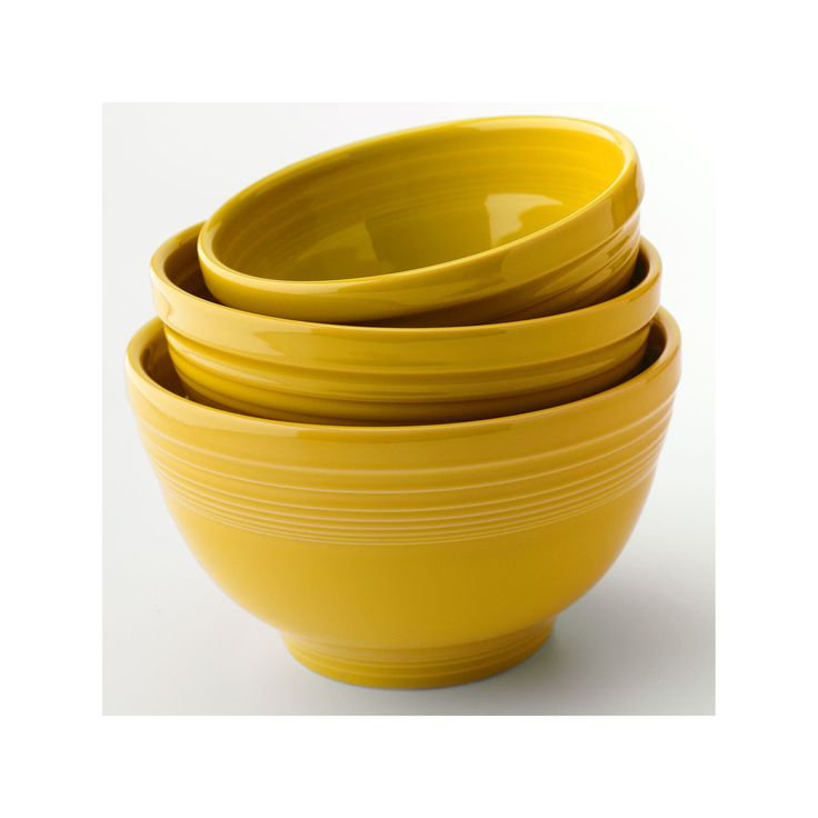 425 best Fiesta® / Homer Laughlin China: Bowls images on Pinterest ...