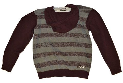 Beast Bop's latest Tasty Good™: Thor Brown & Grey Hoodie Size M only $36.80. http://goo.gl/3b8D29 #fashion