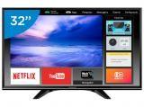 "Smart TV LED 32"" Panasonic TC-32ES600B - Wi-Fi 3 HDMI 2 USB"