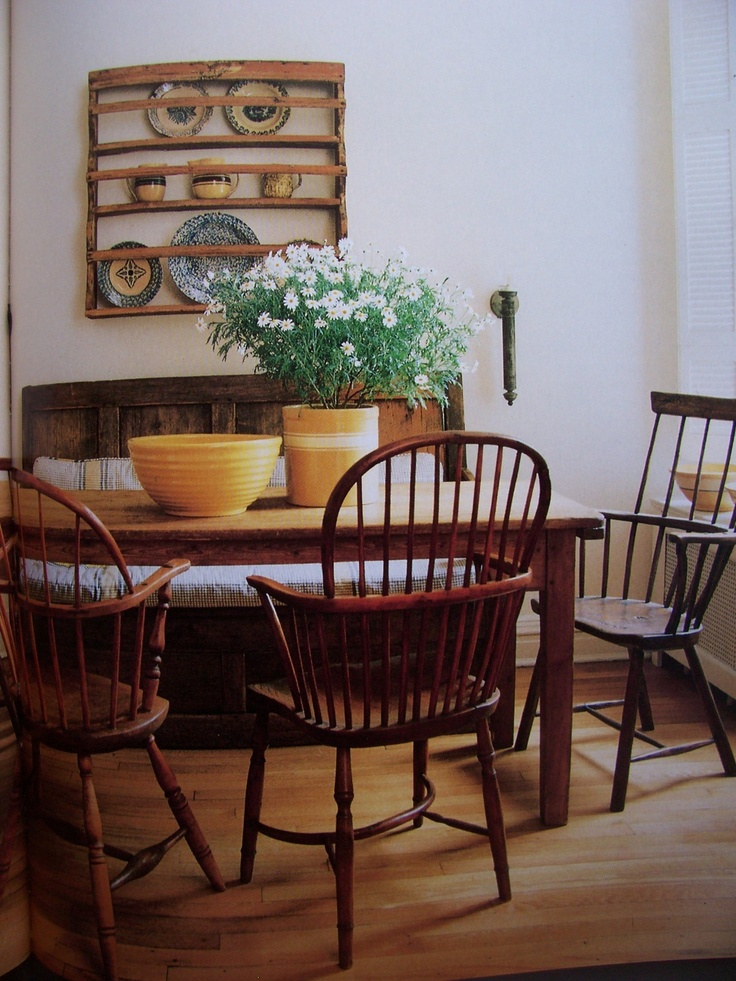 17 best images about tables on pinterest table and for Primitive dining room furniture
