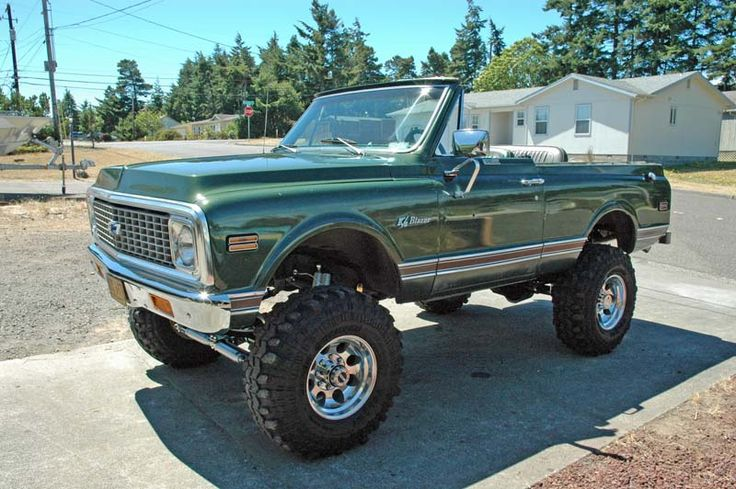 1972 Blazer - 47-Current Chevy and GMC Classifieds