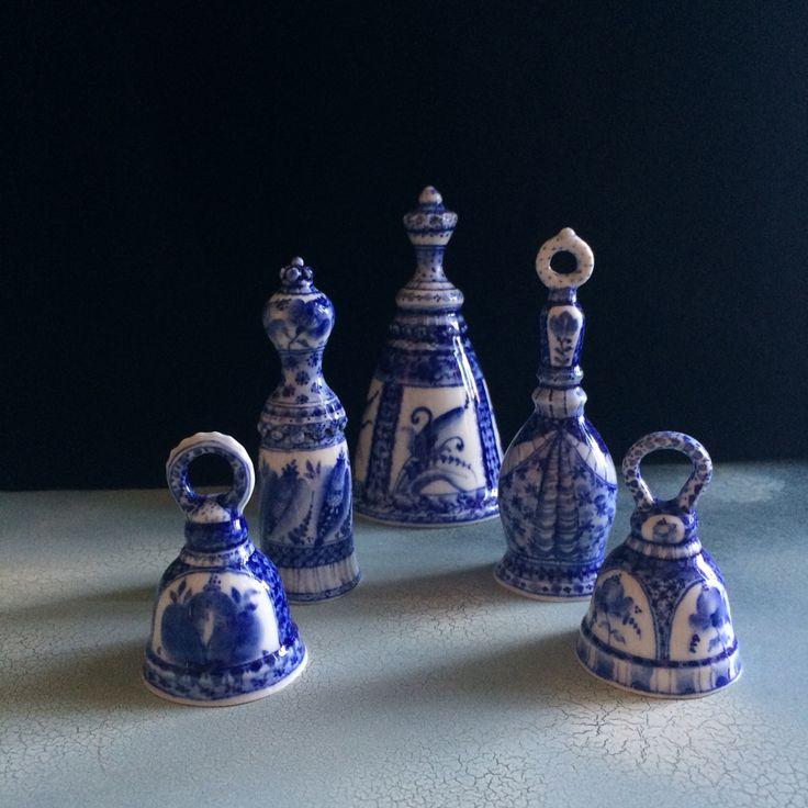 Вам нравятся колокольчики? Do you like bells?  ARTKOZYR