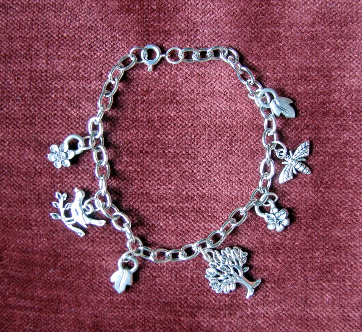 Bracelet for the Nature Lover    http://www.facebook.com/pages/Ebb-and-Flow-Custom-Jewellery/534531073247136