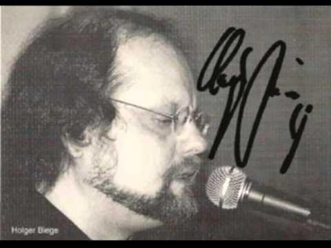 Holger Biege - Sagte mal ein Dichter  2001 live