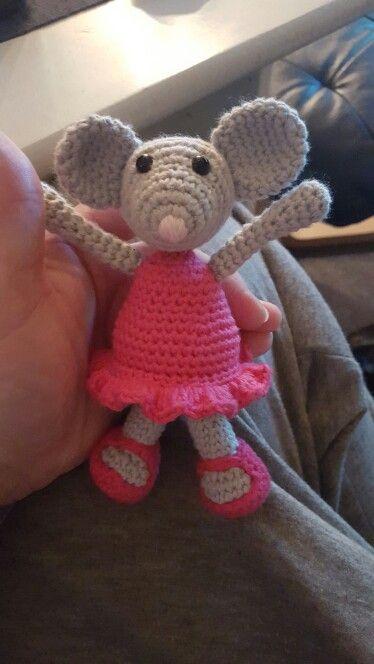 Lille prinsesse mus
