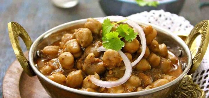 Peshawari Chole Recipe image