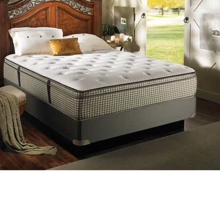 The Dump Furniture Outlet Avallon Pillow Top Queen Set