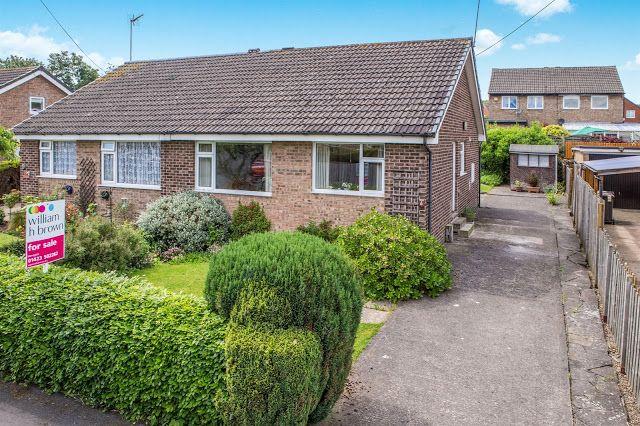 2 bed semi-detached bungalow for sale Truro Road, Killinghall, Harrogate HG3