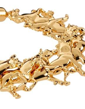 Bill Skinner Horse Bracelet