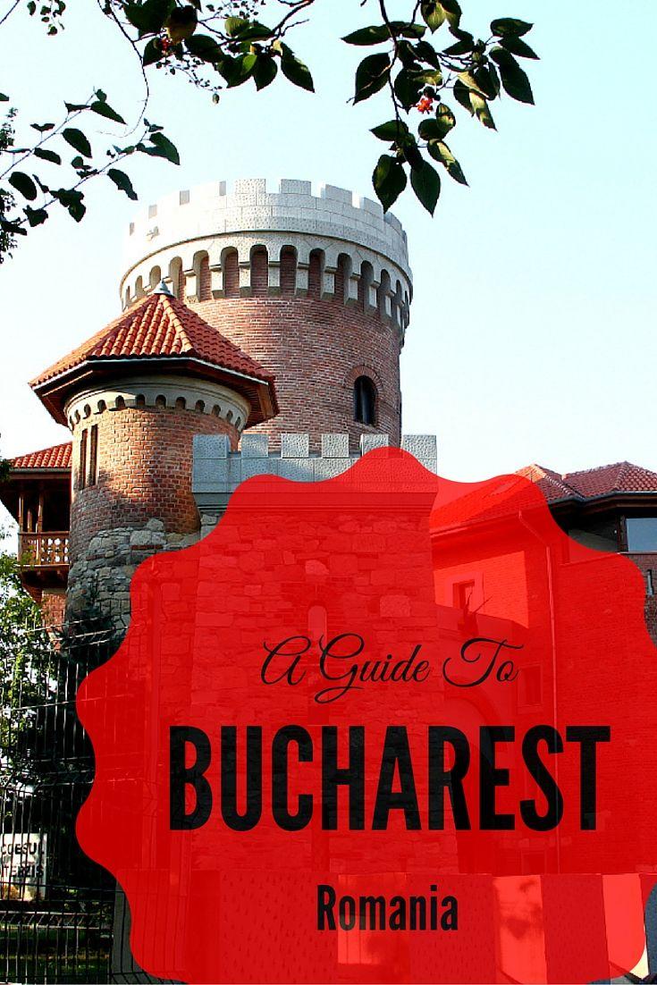 A brilliant local guide to Bucharest, Romania!