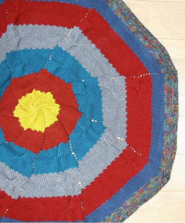 Knitted throw patterns free are really addicted and usefull for your home decoration.You can knit them at your favorite colors and match them in your home. #knitting #patterns | www.housewiveshobbies.com |