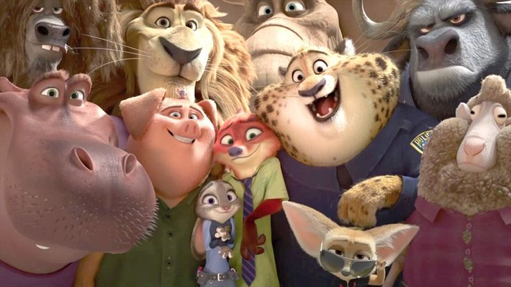 Meet the residents of Disney's Zootopia | The Disney Blog | Bloglovin'