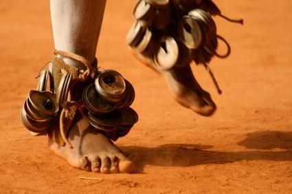 Aprender a bailar danza africana